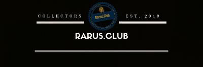Rarus.Club - Resources for rares Collectors
